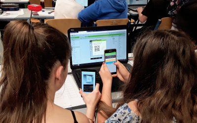 App-Prototyping als Abschluss von Digital Innovators @ School in der Sekundarstufe 2