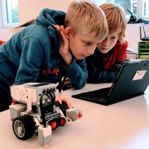 Sommercamp Lego Mindstorms