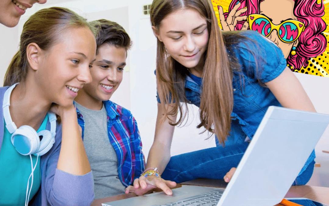 Service Design Thinking zum Start von Digital Innovators @ School in der Sekundarstufe 2