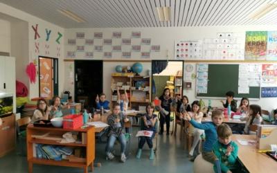 Die Umwelt mit Erfindungen und Spielen retten – Digital Innovators @ School in der Volksschule